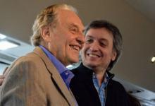 Carlos Heller y Máximo Kirchner