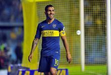 """""""Voy a seguir en Boca hasta diciembre y voy a donar todo mi contrato"""", avisó Tevez"""