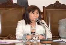 La jueza Lilia Carnero leyó el martes el veredicto.