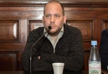 Lucas Carrasco durante el juicio