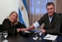 Carrió y Macri se reunieron tras las PASO