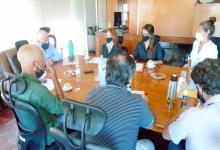 Lauritto se reunió con tres organizaciones ambientales de Concepción del Uruguay