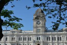 La provincia asistió a los municipios con los primeros $150 millones