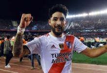 """""""Todos los días uno sueña con levantar otra Copa Libertadores"""", contó el entrerriano Casco"""