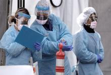 Vizzotti dijo que el día con más casos reportados de coronavirus fue el 7 de septiembre.