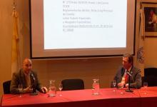 Castrillón expuso sobre el Protocolo de Buenas Prácticas para la Escucha de menores