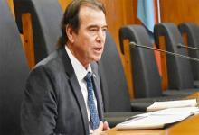 Imagen de archivo del ex presidente y actual vocal del STJ, Emilio Castrillon.
