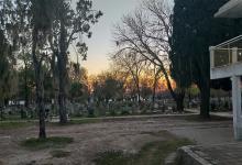Cementerio Norte de Gualeguaychú.