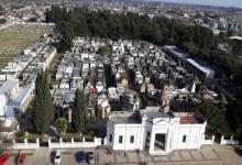 cementerio de Concepción del Uruguay