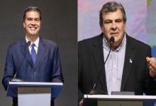 Jorge Capitanich y Carim Peche dirimen hoy quién será gobernador del Chaco.
