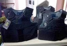 La provincia concretó la compra de 500 chalecos antibalas para la Policía