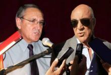Rubén Chaparro y Julio Larrocca