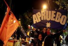 festejos en Chile por la nueva Constitución (Foto: Getty Images)