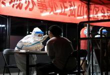 China volvió a confinar a millones de personas por la variante delta