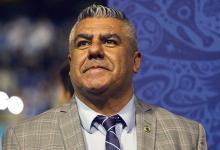 Tapia aclaró que no hay fecha para la vuelta del fútbol ni definición sobre los descensos