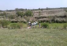 El accidente fatal ocurrió hoy por la mañana, en la Ruta Nacional N° 174 a la altura del Kilómetro 28,5, sobre la banquina Norte.