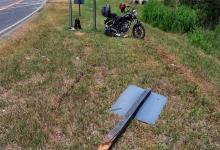 Una mujer murió tras un accidente en la zona de La Picada
