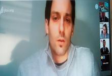 Jorge Christe audiencia virtual prisión preventiva