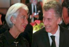 Lagarde - Macri