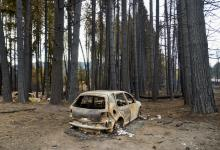 Fernández recorrerá las zonas afectadas por los incendios en el sur del país