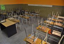 Las clases presenciales se suspendieron hace ya casi un mes en todo el país.