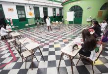En muchas provincias, como Entre Ríos, las clases se retomaron en forma gradual en el último tiempo. El año que viene, el ciclo lectivo comenzará el 1° de marzo.