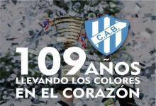 Con recuerdos y saludos en redes sociales, el Club Atlético Belgrano celebra 109 años
