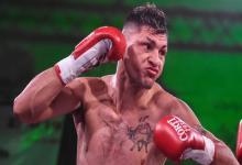 Boxeo: el villaguayense Marcelo Cóceres peleará el 9 de octubre en Las Vegas