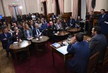 Continuarán este martes las rondas de consultas sobre el nuevo Código Penal