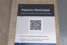 El edificio de la Municipalidad de Concordia ya tiene su código QR