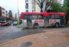 Por un corte en España y Peatonal San Martín colectivos cambiarán el recorrido