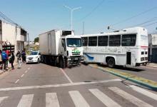 colectivo sin frenos accidente Paraná
