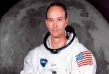 Murió Michael Collins, astronauta de Apolo 11, la primera misión tripulada a la Luna