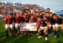 Copa Argentina: Colón goleó a Sol de América con el aporte del vialense Chancalay