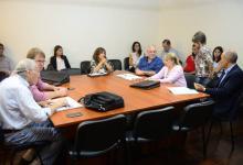 Diputados en Comisión de Salud