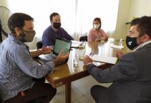 Reunión del Comité Científico de CARU con equipos técnicos de municipios y provincia