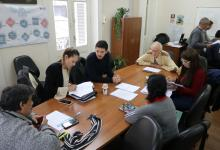Reunión de comisión