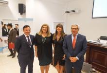 """""""Nos parece muy importante este evento desde lo formativo y desde lo turístico"""", afirmó la ministra Rosario Romero"""