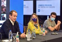 En Congreso, el PJ de Entre Ríos incorporó en su carta orgánica la paridad de género