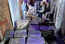 Inesperado. El enfermero era investigado por contrabando de mercaderías varias, pero cayó por narcotráfico.