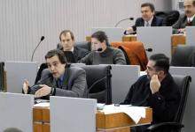 Monge durante la Convención Constituyente 2008