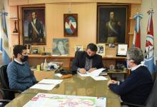 firma convenio municipio - UTN