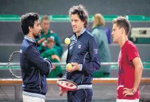 Tenis: Argentina ya tiene el equipo definido para su regreso por Copa Davis