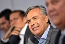 Alfredo Cornejo, jefe de la UCR.