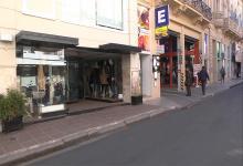 comercio Paraná cerrado por Covid