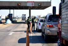 controles acceso a Santa Fe