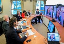 Gabinete videoconferencia