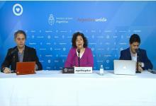 informe coronavirus Ministerio de Salud