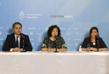 informe coronvirus Ministerio de Salud