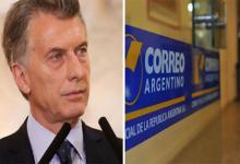 La interventora del Correo Argentino denunció contratos para hacer un posible vaciamiento de la empresa de los Macri, pero otra vez la Justicia paraliza toda investigación.